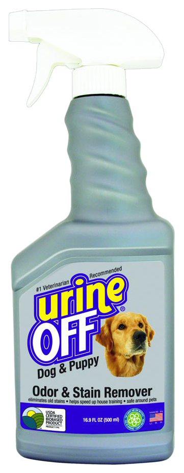 Нейтрализатор пятен и запаха Urine Off Odor and Stain Remover Dog & Puppy 500 мл