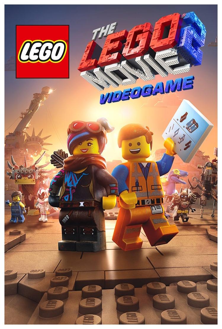 Игра The LEGO Movie 2 Videogame для Xbox One Microsoft