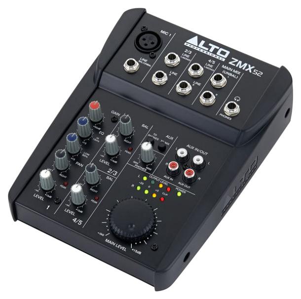 Микшер Alto Professional ZMX52