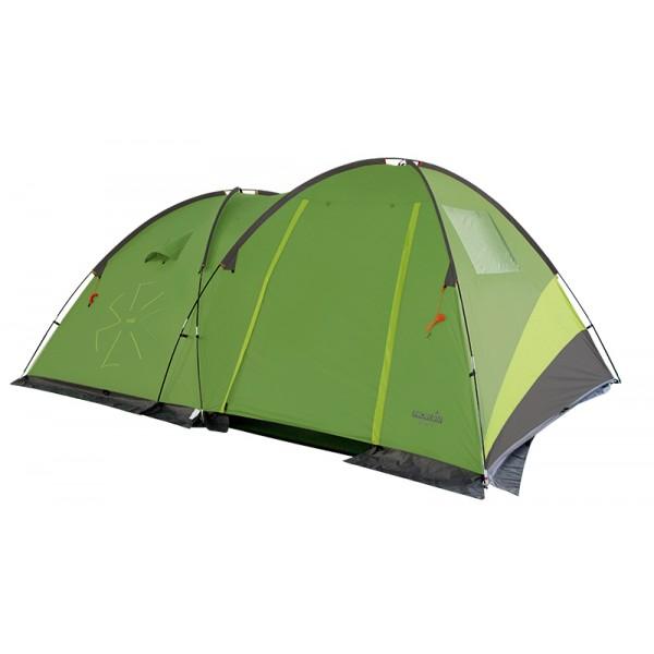 Палатка Norfin Pollan NF четырехместная зеленая