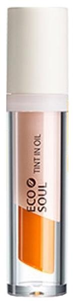 Тинт для губ The Saem Eco Soul Mineral Tint In Oil OR02 Your Orange 4 г фото