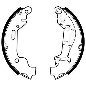 Тормозные колодки дисковые DELPHI LS1927 фото
