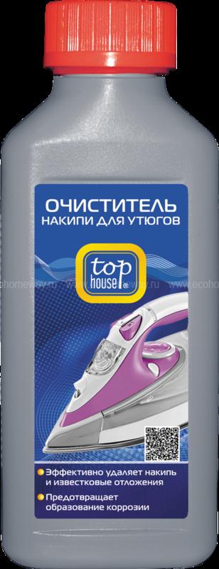 Очиститель TOP HOUSE от накипи для утюгов