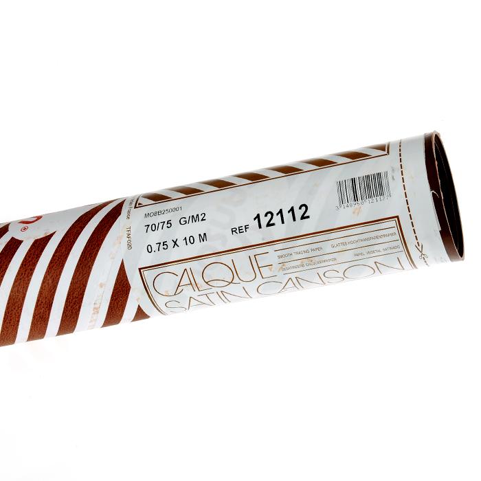 Canson Калька в рулоне CANSON, 70г/м2, 75х1000см фото