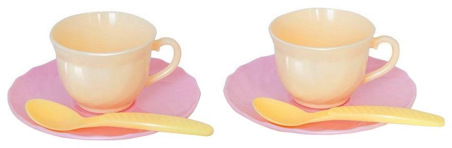 Купить Игрушечная посуда Лена Two Tea 6 предметов, Lena