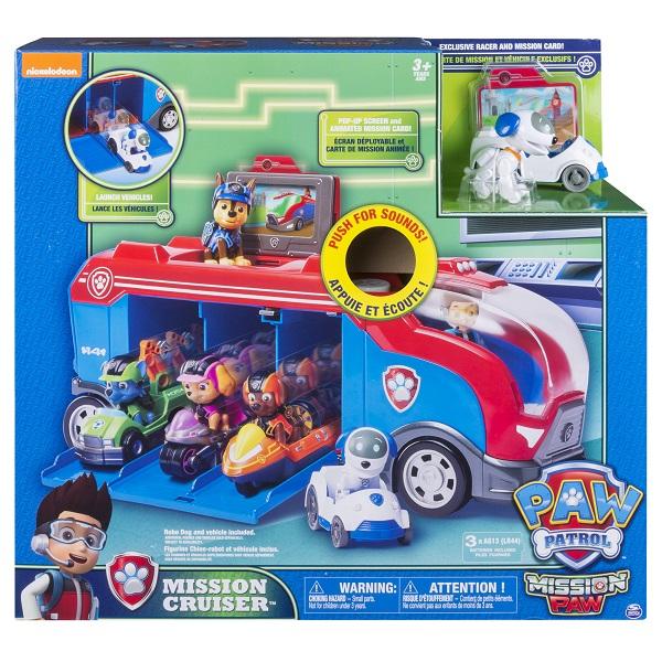 Купить Игровой набор Круизный автобус Paw Patrol 16719, Игровые наборы