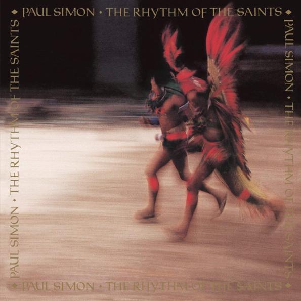 Виниловая пластинка Paul Simon The Rhythm Of The Saints (LP)