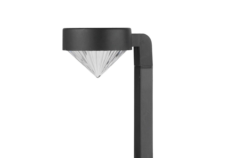 Светильник ЭРА SL PL42 DMD черн. (садовый,