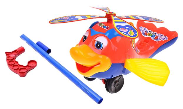 картинка Каталка детская Play Smart Кит-вертолет 1178 в ассортименте от магазина Bebikam.ru
