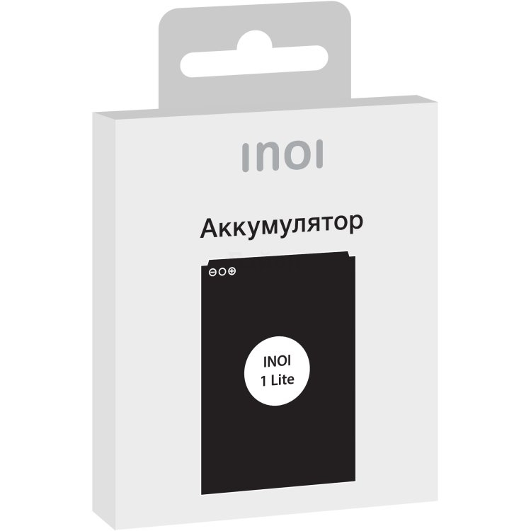 Аккумулятор INOI для смартфона INOI 1 Lite фото