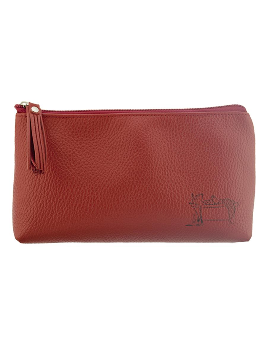 Косметичка QOPER Cosmetic bag fox red