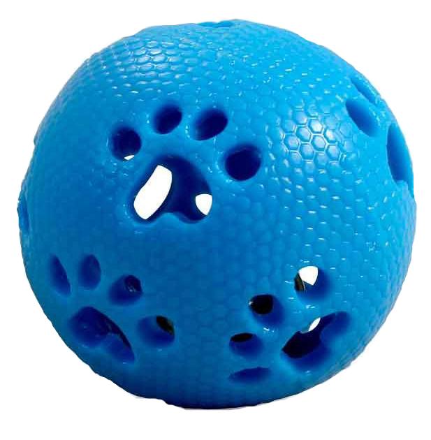 Игрушка для собак Triol Мяч лапки, в ассортименте,