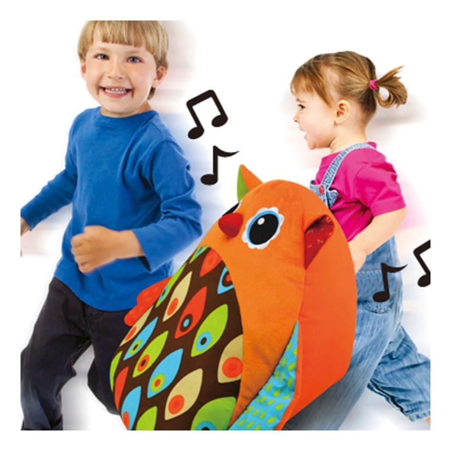 Мягкая развивающая игрушка K's Kids Музыкальная сова