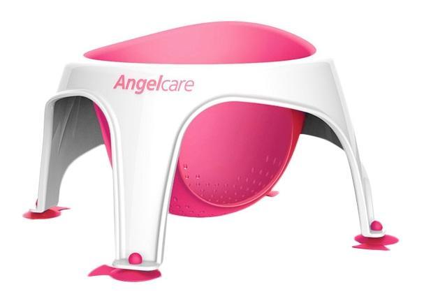 Купить Сидение для купания bath ring, розовый, Angelcare, Стульчики для купания малыша
