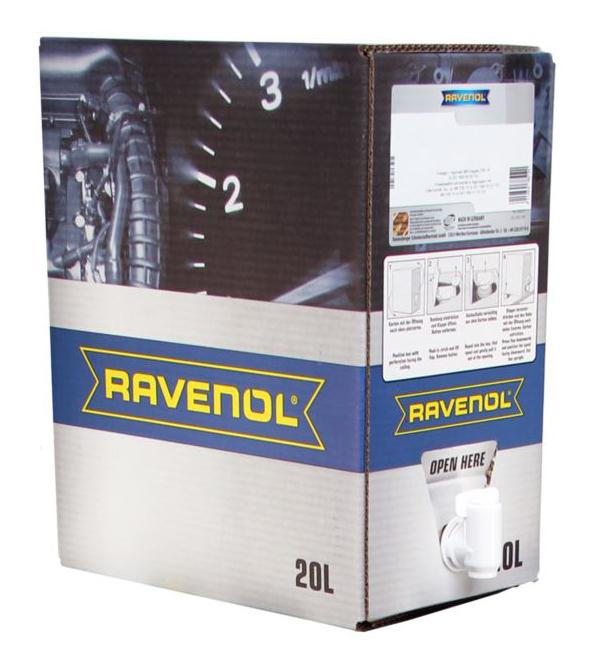 Трансмиссионное масло RAVENOL ATF MM SP-III Fluid 20л 1212103-020-01-888
