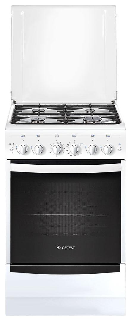 Газовая плита GEFEST ПГ 5100-02 White