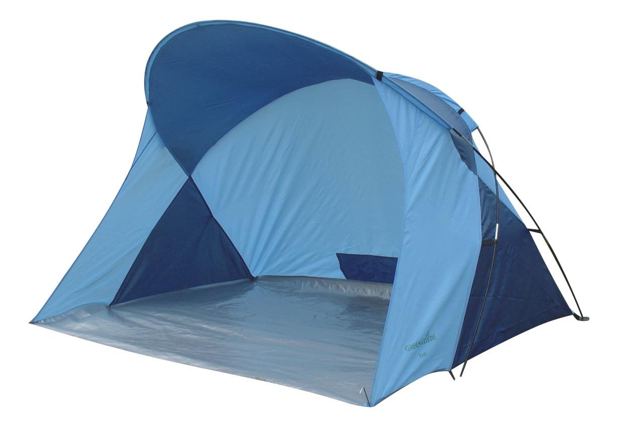 Палатка Green Glade Ivo (Evia) двухместная голубая/синяя