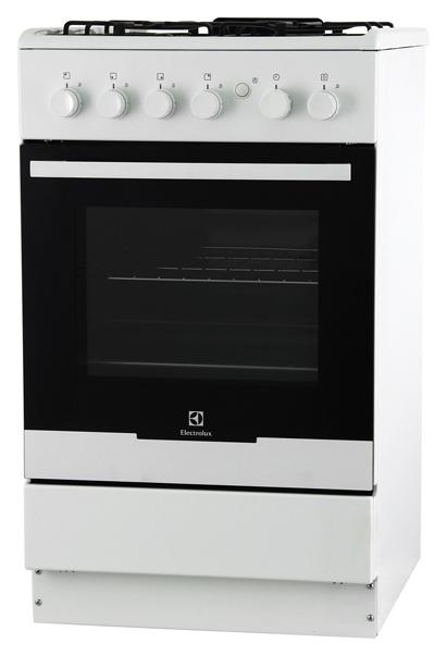 Газовая плита Electrolux EKG951107W White