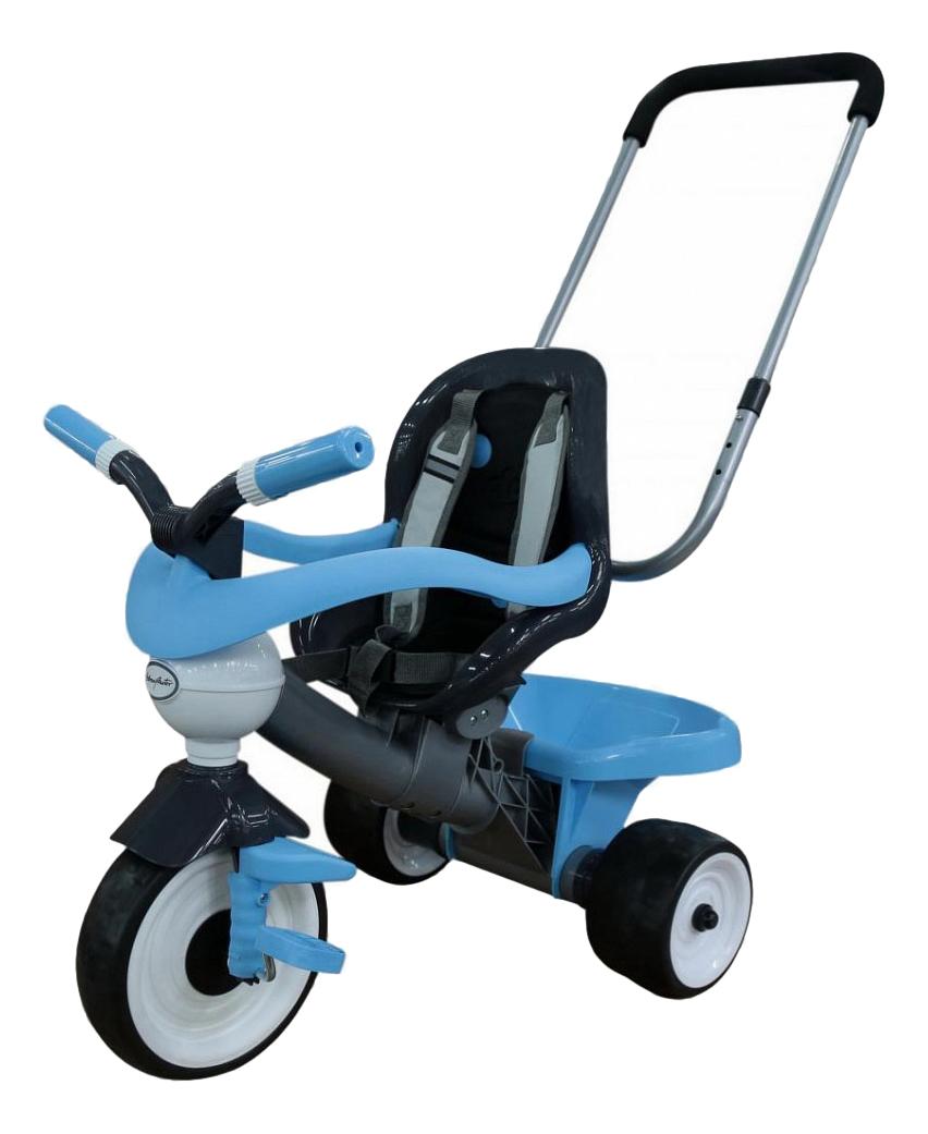 Купить Велосипед трехколесный Полесье Амиго 2 с ограждением, Детские трехколесные велосипеды