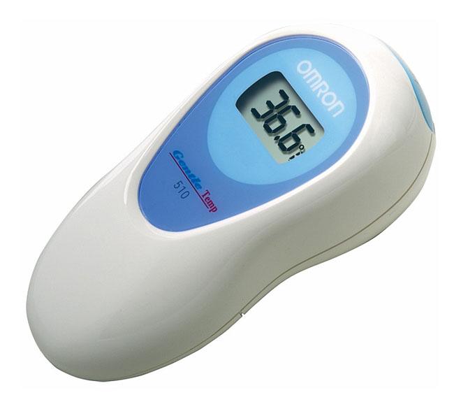 Купить Термометр Omron Gentle Temp 510 инфракрасный, Детские термометры