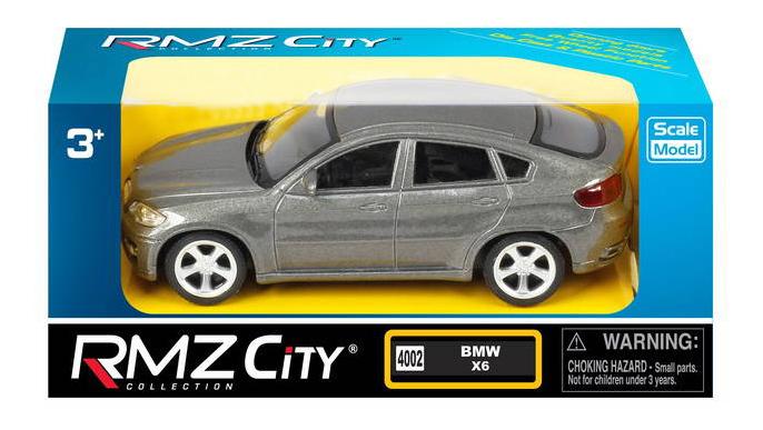 Купить Коллекционная модель Uni-Fortune BMW X6 серая 1:43, Коллекционные модели