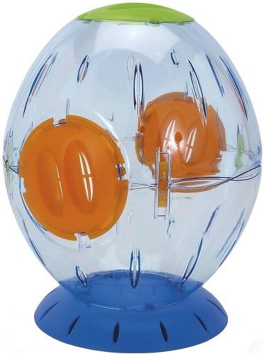 Прогулочный шар для грызунов IMAC пластик,