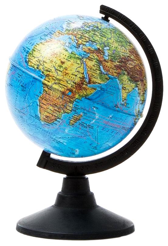 Купить Физический 120 мм серия Классик, Глобус Физический Globen Классик К011200001 120 мм, Глобусы