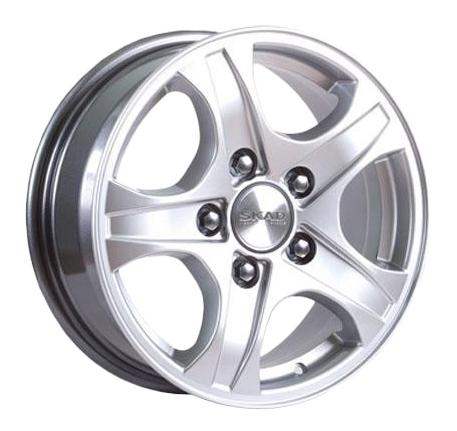 Колесные диски SKAD Калипсо R16 6.5J PCD5x139.7 ET43 D98.5 (WHS043720) фото