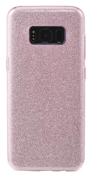 Чехол-накладка Remax Glitter для Samsung Galaxy S8 Plus Розовый
