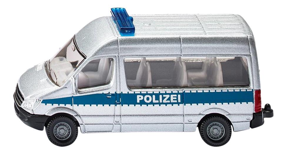 Коллекционная модель Siku Полицейский фургон фото