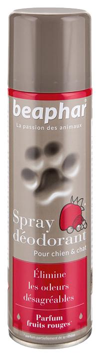 Спрей дезодорант Beaphar для собак и кошек,