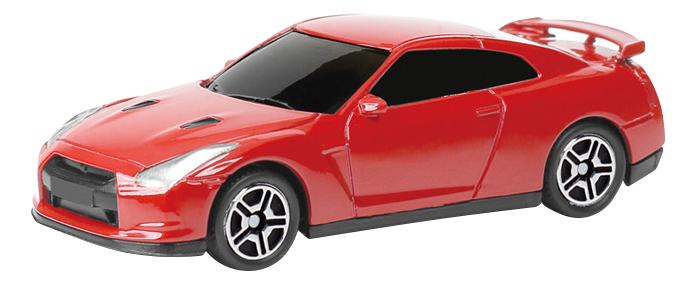 Коллекционная модель Nissan GT-R RMZ City 344013 1:64