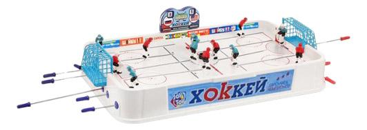 Спортивная настольная игра Play Smart Хоккей Евро