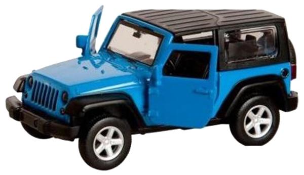 Купить Jeep Wrangler 870228, Пламенный Мотор Модель автомобиля 1:42 Jeep Wrangler 12 см Пламенный мотор 870228, Игрушечные машинки
