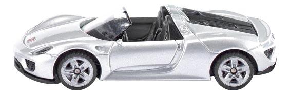 Купить Коллекционная модель Siku Порше 918 RSR, Коллекционные модели