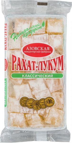 Рахат-лукум Азовская кондитерская фабрика классический 300 г фото