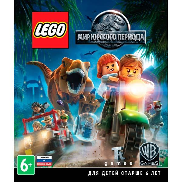 Игра LEGO Мир Юрского Периода для Xbox