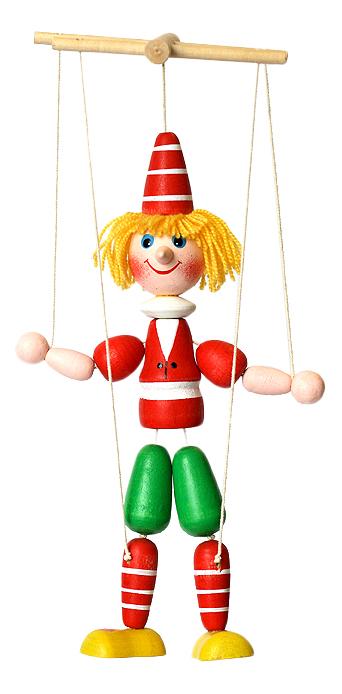 Купить Деревянная игрушка для малышей Буратино Климо, Развивающие игрушки