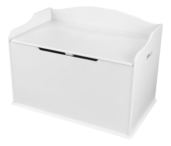 Купить Austin белый, Ящик для игрушек Kidkraft Austin Toy Box 14951_KE, Ящики для хранения игрушек