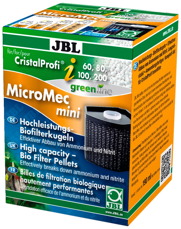 Наполнитель для внутреннего фильтра JBL MicroMec mini