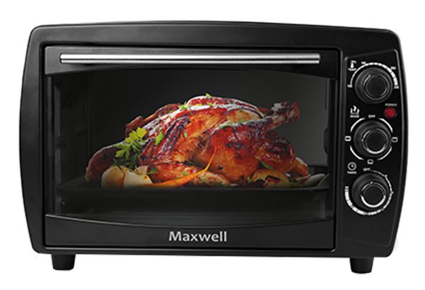 Мини печь Maxwell MW 1853 Черный