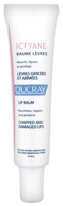 Бальзам для губ Ducray Ictyane 15 мл