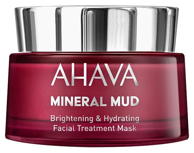 Купить Маска для лица Ahava Mineral Mud Brightening & Hydrating Facial Treatment Mask, 50 мл