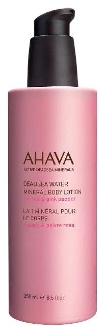 Лосьон Ahava Deadsea Water Mineral Body Lotion Cactus