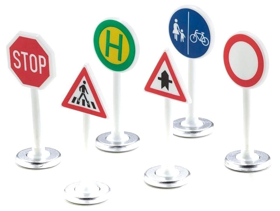 Дорожные знаки Siku 0857