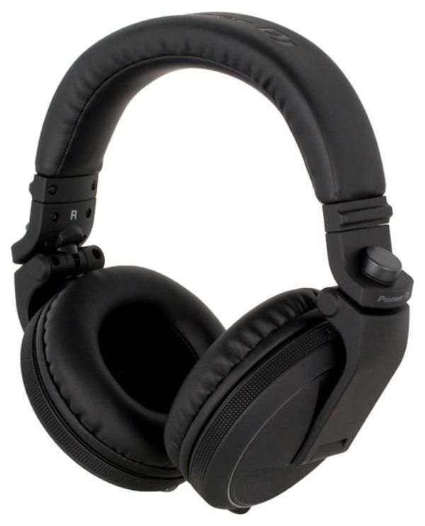 Наушники Pioneer HDJ-X5 Black