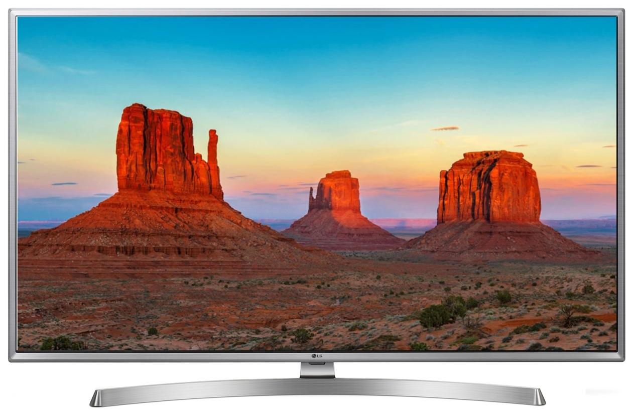 LED телевизор 4K Ultra HD LG 50UK6710