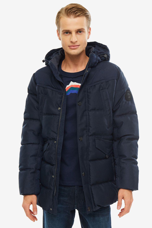 Куртка мужская s.Oliver синяя