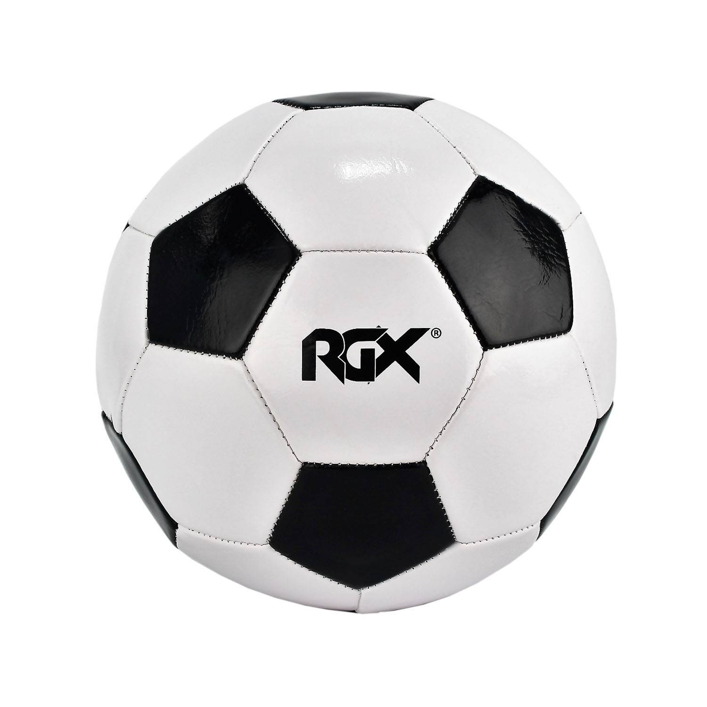 Футбольный мяч Rgx RGX-FB-1704 №5 black фото