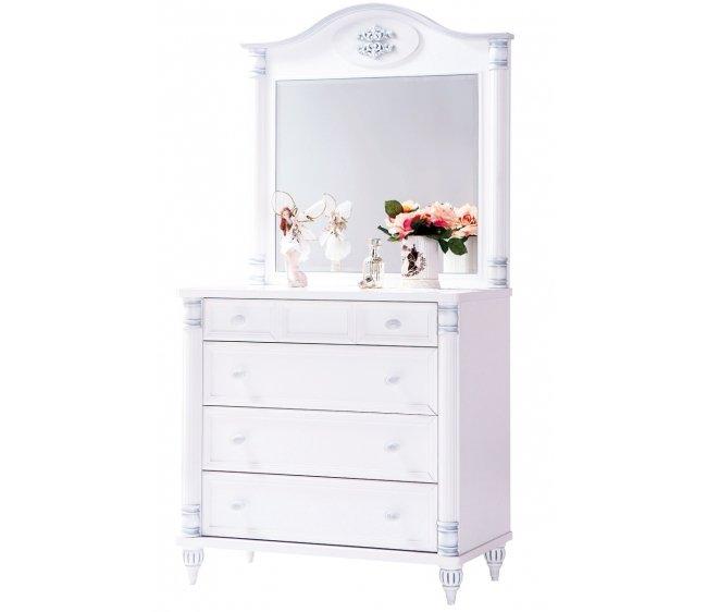 Зеркало Cilek, 7х90х88 см белый